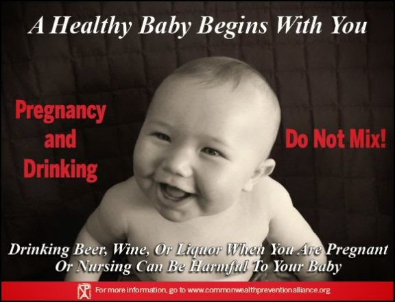 Healthy baby begins with you