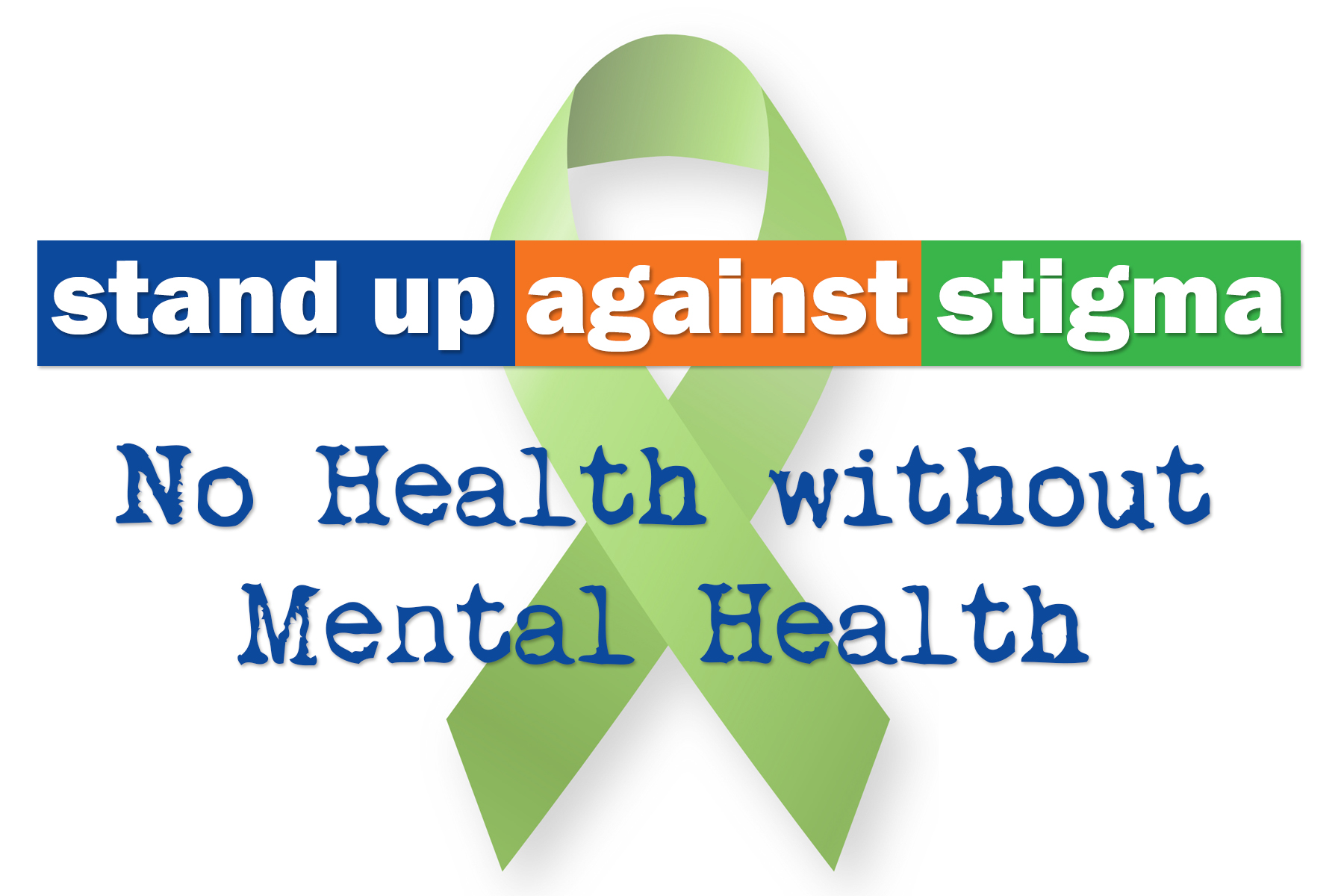 stand up against stigma