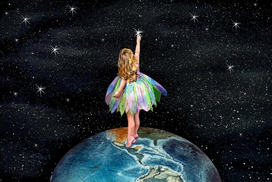 Вселенная звезды своими руками