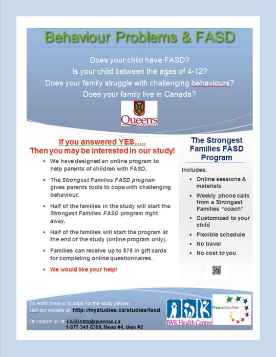 Behaviour Problem and FASD