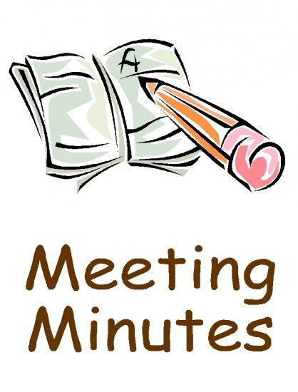 June Meeting Minutes