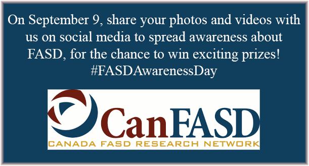 FASD Awareness Day Share with CanFASD