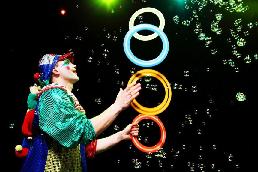 Circus-Performance